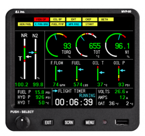 FAA-Approved Aircraft Engine Instruments | Electronics International